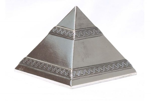 Pewter Pyramid Keepsake